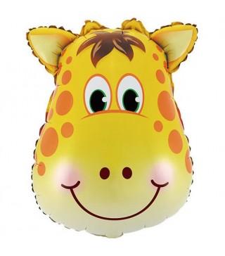 Кулька голова Жирафи