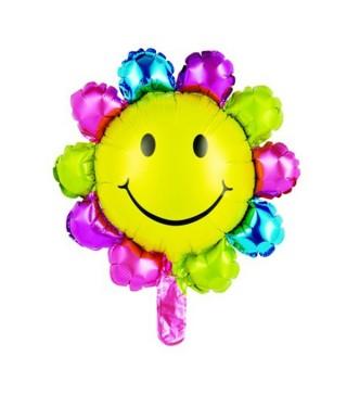 Кулька міні Квітка смайл