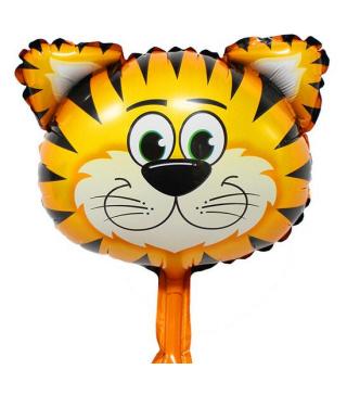 Шарик мини голова тигра