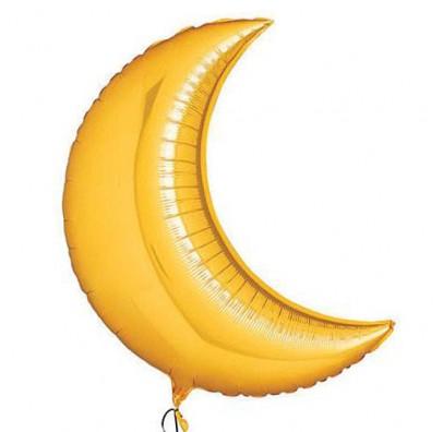 Кулька Місяць срібло/золото