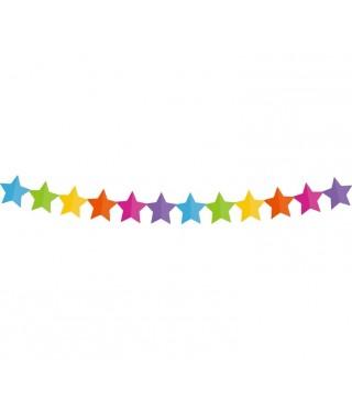 Гирлянда Звездочки 360 см