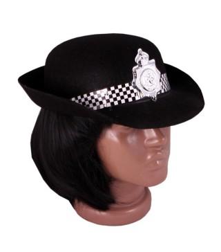 Шляпа полицейская женская