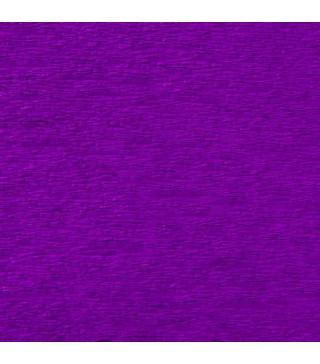 Креп-папір фіолетовий 50х200см