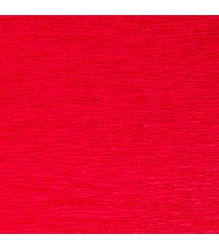 Креп-бумага красная 50х200 м