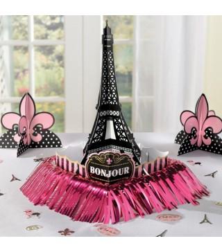 Украшение на стол Париж