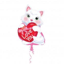 Кулька Котик Love you