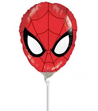 Кулька міні Спайдермен голова