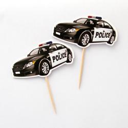Пики Полиция