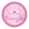 Наклейка Princess