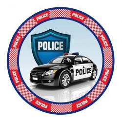 Наклейка Полиция