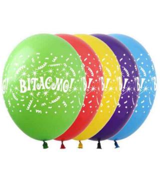 Набір кульок Вітаємо 5 шт/уп