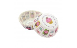 Форми для випікання мафінів Cupcake 25 шт/уп
