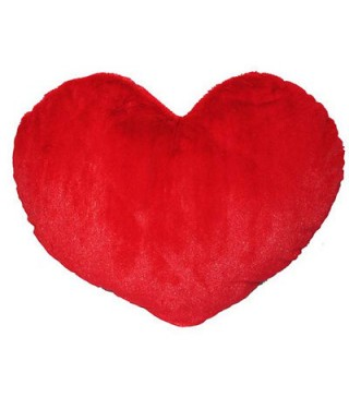 Подушка Сердце красное 45 см