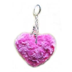 Брелок Серце з ключиками