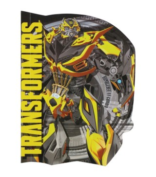 Блокнот Transformers 60 аркушів А6