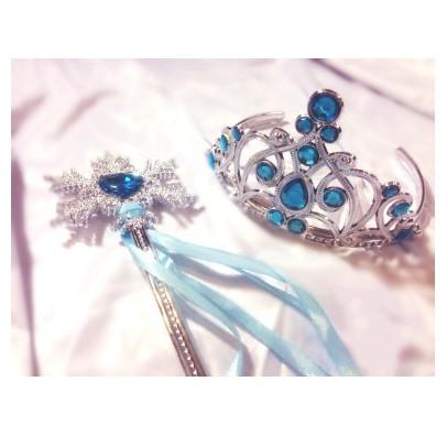 Набор корона и палочка