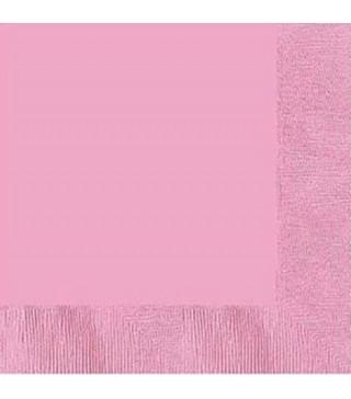 Серветки Рожеві