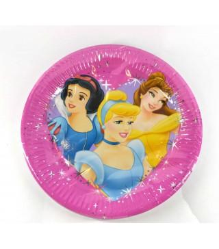 Тарілки Принцеси