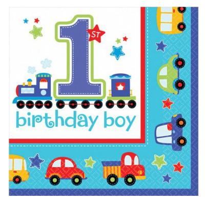 1 St Birthday Boy