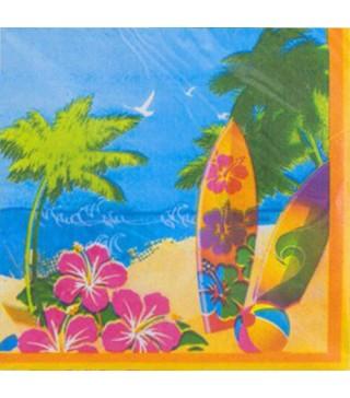 Серветки Гаваї