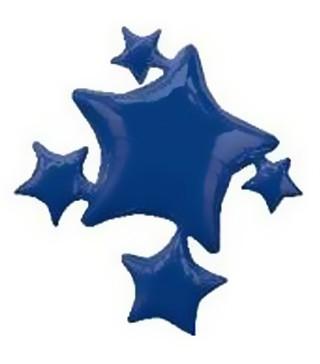 Шарик Созвездие синее