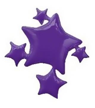 Шарик созвездие Фиолетовое