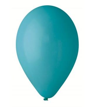 """Кульки бірюзові 10""""(26см) 100шт/уп"""