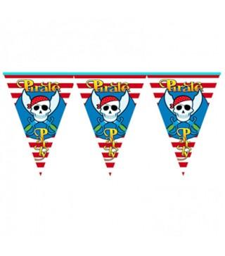 Гірлянда прапорці Цирк