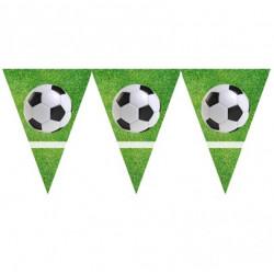 Гірлянда прапорці Футбол
