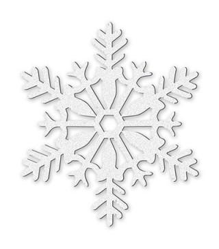 Підвіска Сніжинка