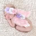 Крылья Ангела детские розовые