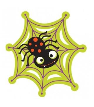 Павутинка з павучком