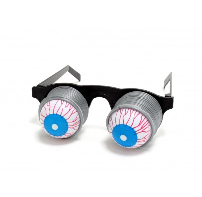 Очки Глаза на пружинах