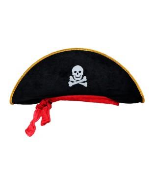 Капелюх Пірата зі стрічкою