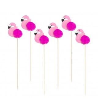Пика Фламинго 6 шт / уп