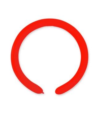 Кульки червоні ШДМ 260-F 100шт/уп