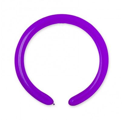 Шарики фиолетовые ШДМ 260-F 100шт/уп