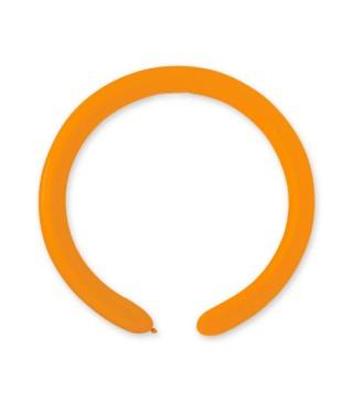 Кульки оранжеві ШДМ 260-F 100шт/уп