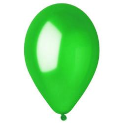 """Кульки зелені 12"""" 100шт/уп"""