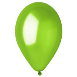 """Кульки салатові 12"""" (27см) 100шт/уп"""