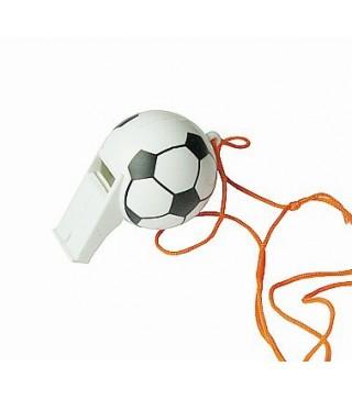 Свисток Мяч футбольний 1шт