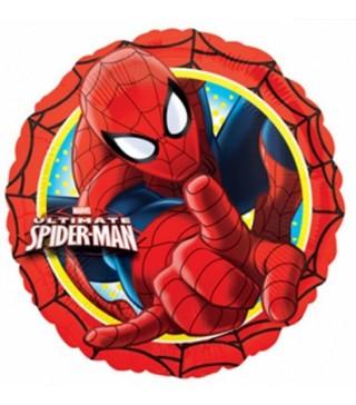 Кулька фольгована Спайдермен