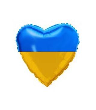Кулька повітряна Український прапор