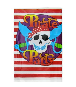 Скатерть Герои мультиков - Pirate Party