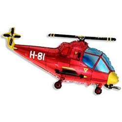 Кулька  фігурна Гелікоптер (асорті)