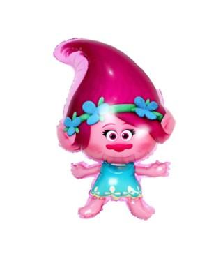 Кулька фігурна Троллі Принцеса Розочка