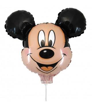 Кулька фольгована міні Міккі Маус