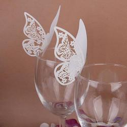 Бонбоньєрка Метелик декоративний MT-001