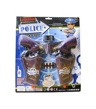 Набір Поліція 2шт/уп