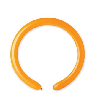 Шарики для моделирования D4 оранжевые 100шт/уп